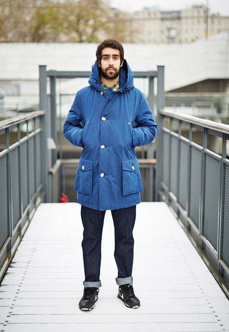 Вещи недели: 10тёплых мужских курток. Изображение № 4.
