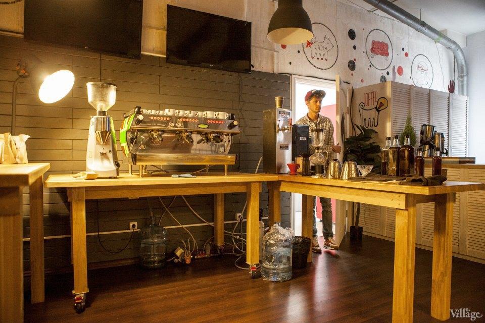 Интерьер недели (Москва): «Кофеин». Изображение № 9.