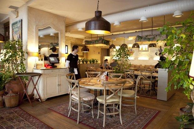 Ресторан «Хорошо сидим». Изображение № 61.