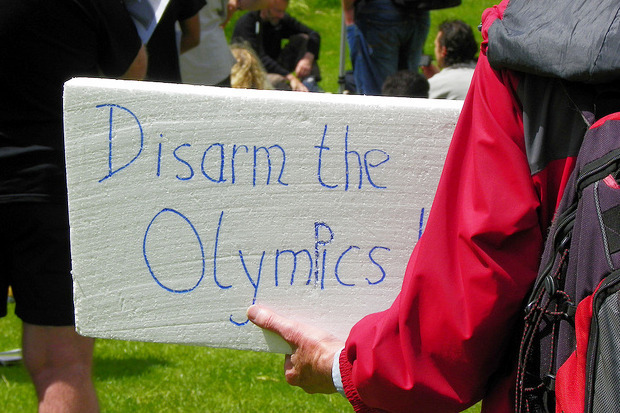 Дневник города:Олимпиада в Лондоне. Изображение № 4.