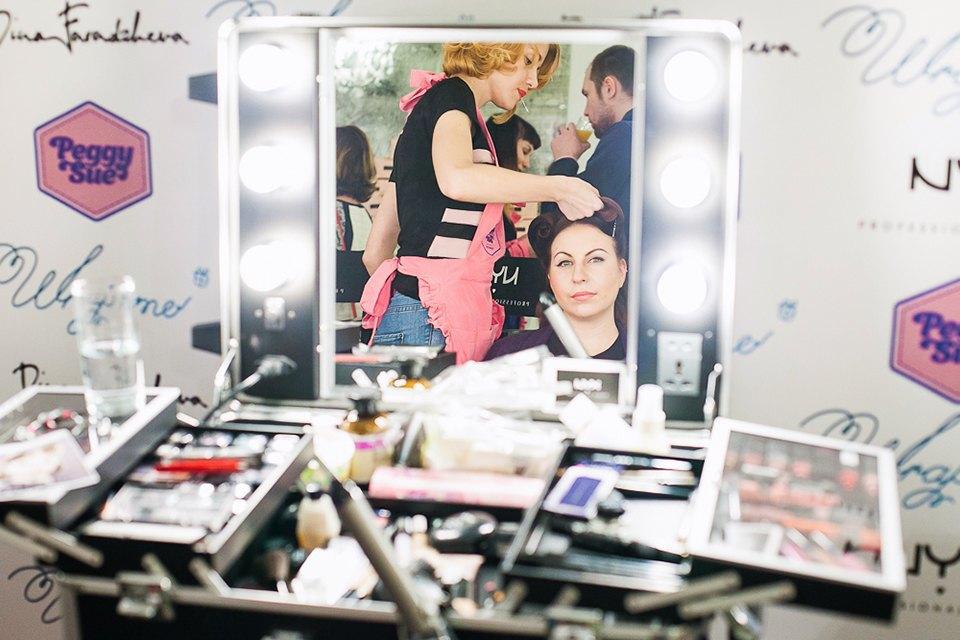 Как Наталья Берег открыла салон красоты по вызову PeggySue. Изображение № 1.