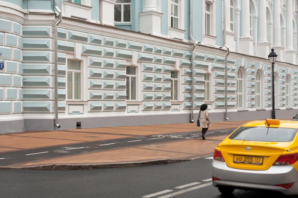 Берегись пешехода:  Большая Ордынка, Мясницкая иПатриаршие пруды после реконструкции. Изображение № 28.