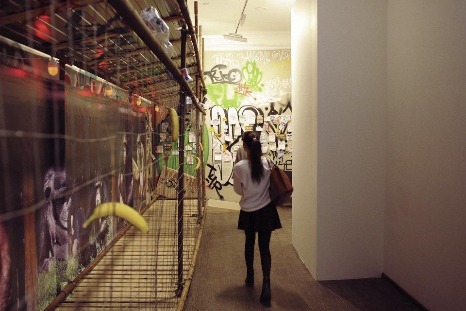 Первая персональная выставкаПаши183 . Изображение № 7.
