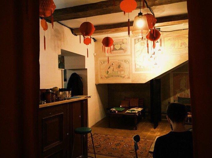 Команда CoffeeRoom открыла суши-бар вподвале Mickey&Monkeys. Изображение № 3.