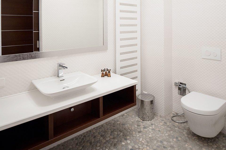 Квартира c минималистичным интерьером на Крестовском острове . Изображение № 21.