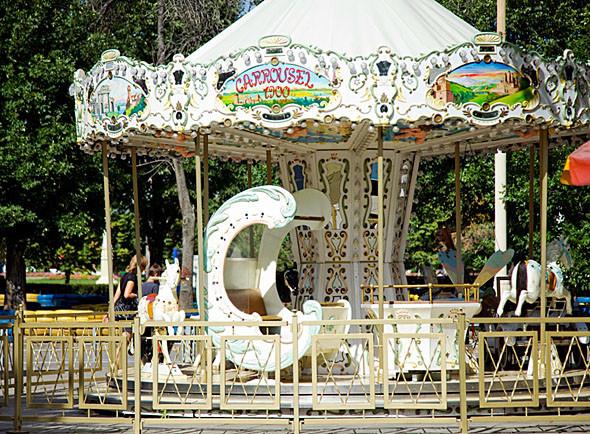 Карусель-карусель: 6 московских парков аттракционов. Изображение № 22.