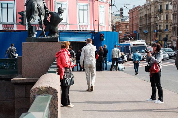 Эксперимент The Village: Самые популярные места для фотографий из Петербурга. Изображение № 23.