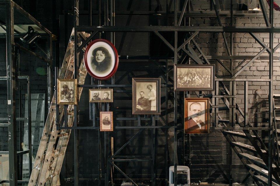 «Студия театрального искусства» вздании бывшей фабрики. Изображение № 48.