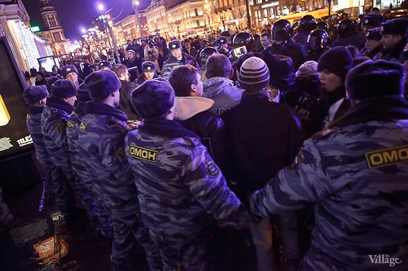 Хроника выборов: Нарушения, цифры и два стихийных митинга в Петербурге. Изображение № 10.
