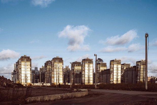 Экономист Саския Сассен— отом, почему беднеют города. Изображение № 2.