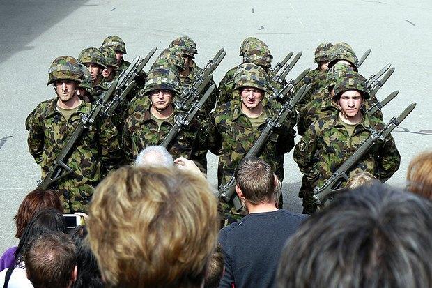 Как у них: Жители Израиля, Дании, Германии, Греции, США — о службе в армии. Изображение № 13.
