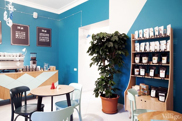 Новое место: Кофейня Double B . Изображение № 3.
