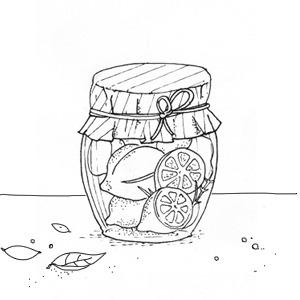 Консерваторы: Рецепты заготовок из сезонных овощей и фруктов. Изображение № 8.