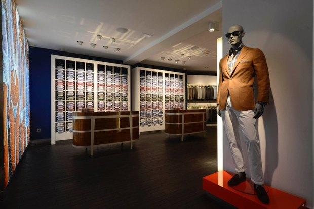 На «Красном Октябре» открылся первый в России магазин Suitsupply. Изображение № 3.