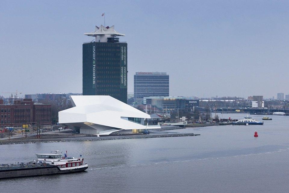 Остердокс, центр новой архитектуры Амстердама. Изображение № 10.