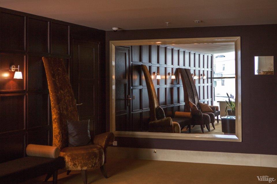 Интерьер недели (Москва): Mamaison All-Suites Spa Hotel Pokrovka. Изображение № 37.