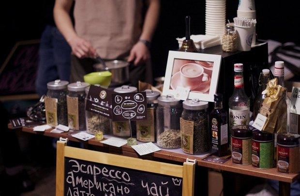 На Невском открылась чайно-кофейная лавка «Кофебрейк». Изображение № 4.