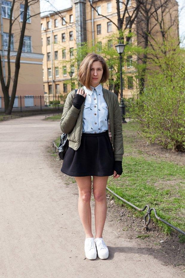 Марина Колбакова, совладелица магазина одежды «Мыльная Белка». Изображение № 1.
