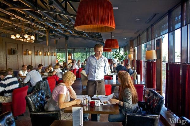 Любимое место: ЮрийСапрыкин о ресторане «Академия». Изображение № 5.