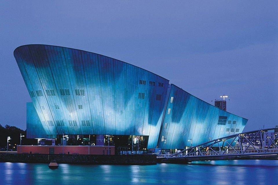 Остердокс, центр новой архитектуры Амстердама. Изображение № 3.