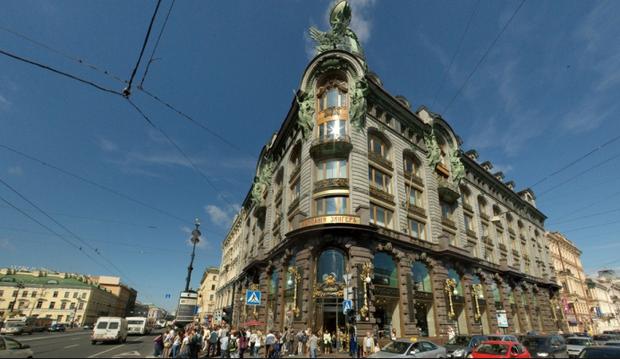 Велопарковки у вокзалов, «Ван Гог» на Конюшенной ивыселение офиса «ВКонтакте». Изображение № 4.
