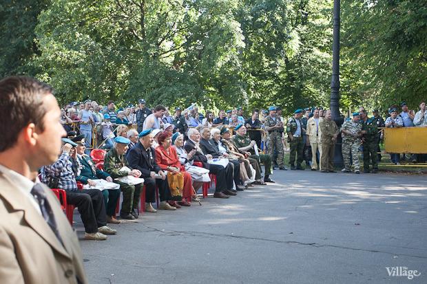 Фоторепортаж: День Воздушно-десантных войск в Петербурге. Изображение № 11.