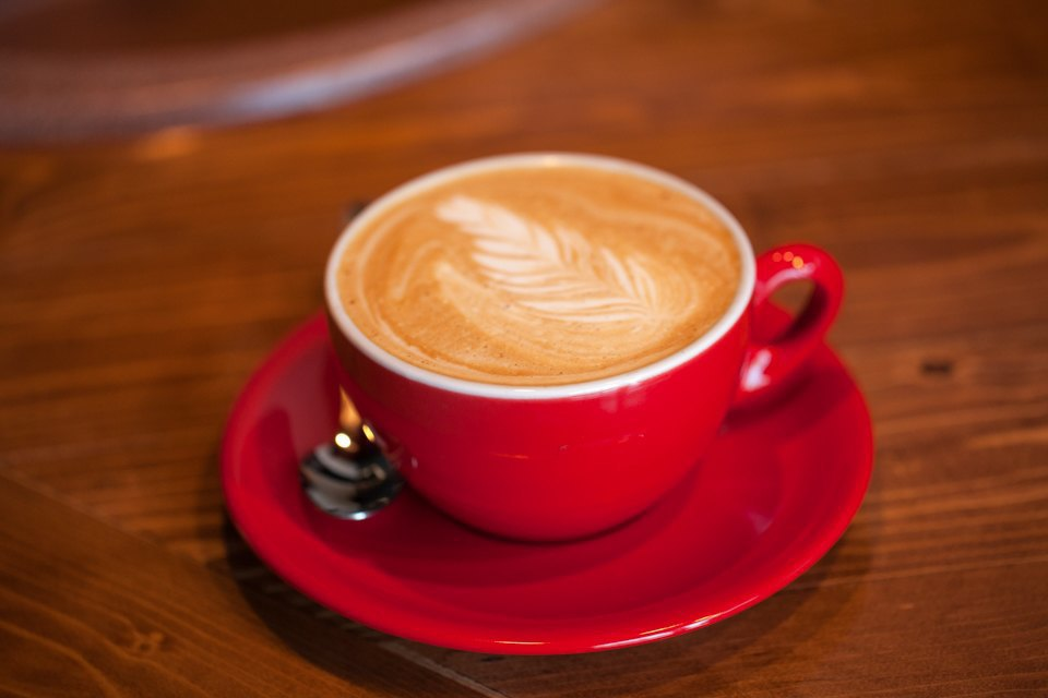 Кофейня Coffee3 влофте Contour . Изображение № 15.