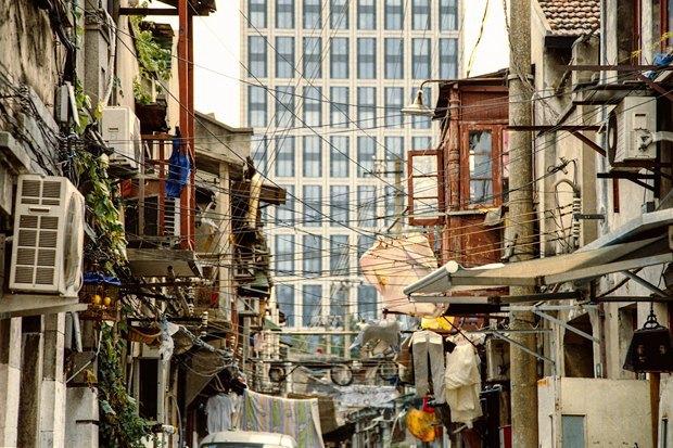 Часть целого: Старый город вШанхае. Изображение № 5.