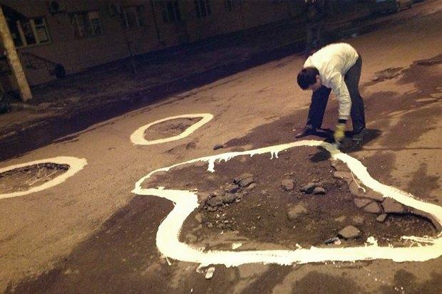 Как горожане борются с плохими дорогами России. Изображение № 19.