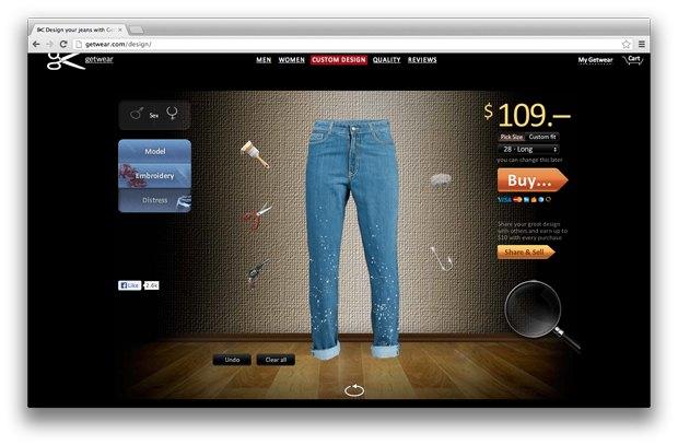 Гид The Village: 11 онлайн-конструкторов одежды и обуви. Изображение № 21.