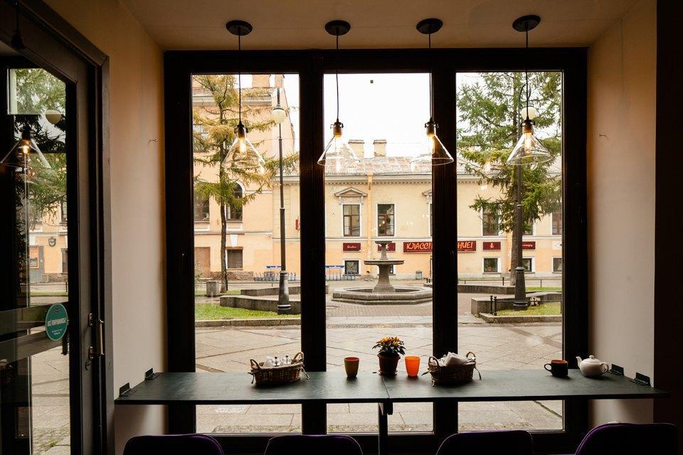 Кафе «Укроп» наВасилеостровской . Изображение № 6.