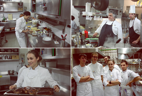Личный опыт: Стажировка в мишленовском ресторане. Изображение № 3.