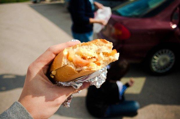 Что едят жители Нью-Йорка, Стамбула, Токио и Мадрида на улице. Изображение № 27.
