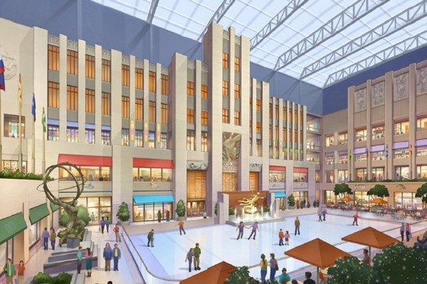Торговые центры Москвы: 23 новых проекта. Изображение № 17.