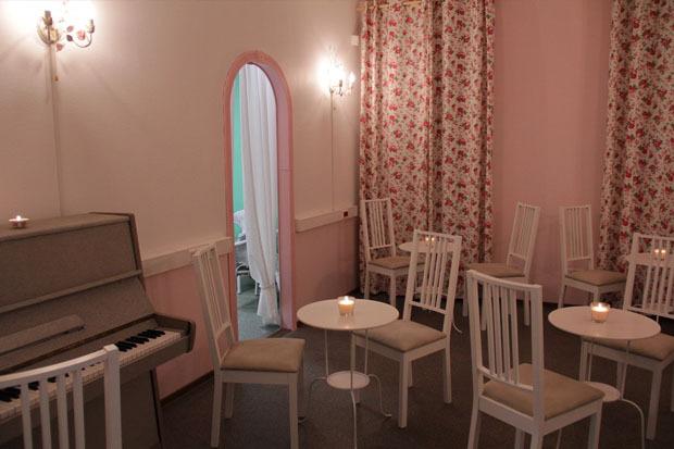 Романтик зал. Изображение № 3.
