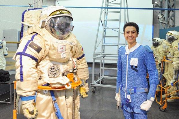 Симулятор выхода в открытый космос. Фото: Space Adventures. Изображение № 2.