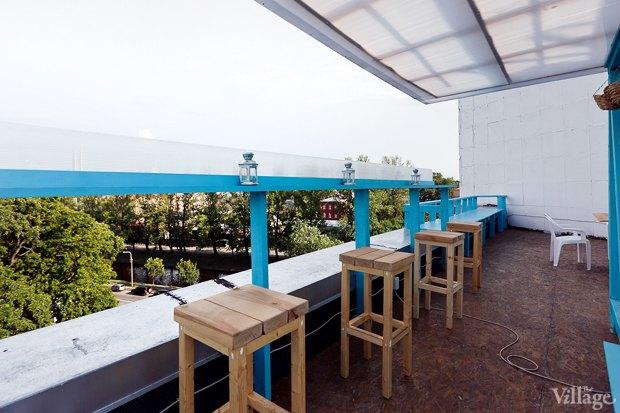 Новое место: Кафе «Крышабар». Изображение № 2.