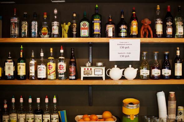 Новое место: Кафе-бар «Продукты». Изображение № 6.