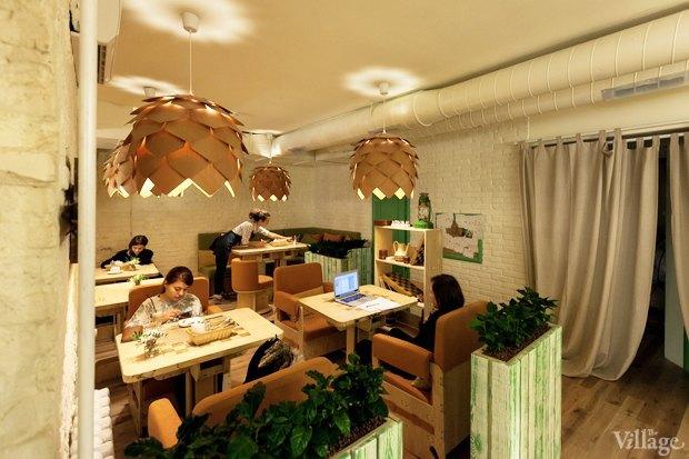 Новое место: Кафе «Укроп» на Малой Конюшенной . Изображение № 12.