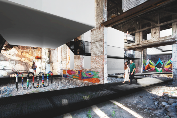 VROA Architects. Изображение № 14.