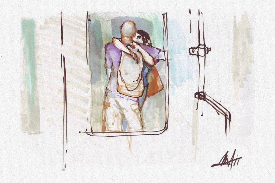 Влюблённые пары на улицах Москвы. Изображение № 8.