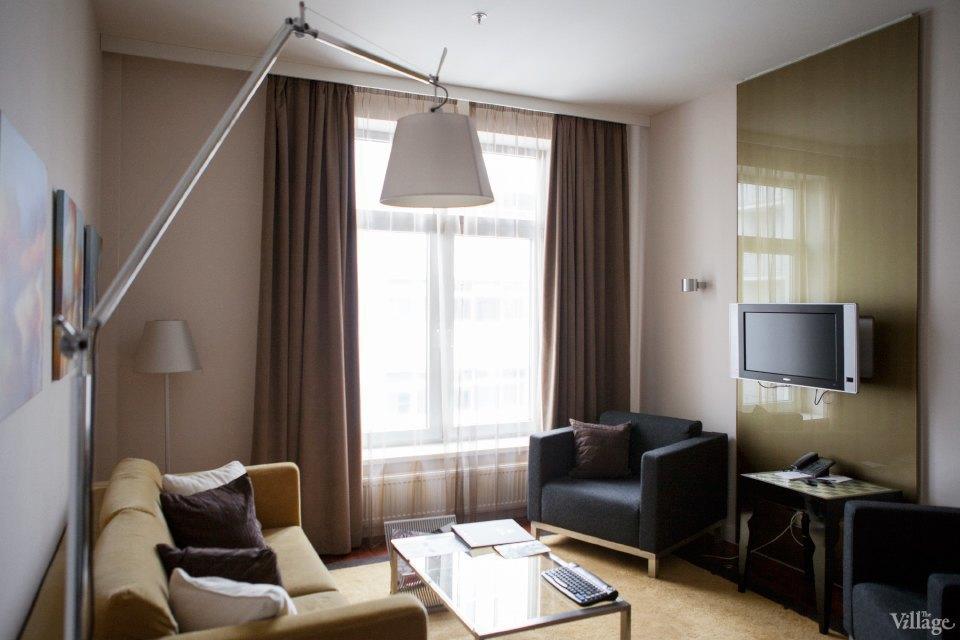 Интерьер недели (Москва): Mamaison All-Suites Spa Hotel Pokrovka. Изображение № 33.
