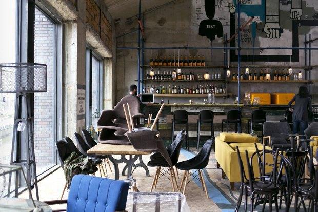 Кафе «Лебедева» в«ЗИЛе», новые«Марукамэ», шоколадный бар MaxBrenner иWhiteRabbitGastroBar. Изображение № 4.
