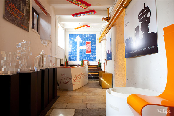 Офис недели (Москва): Pole Design. Изображение № 4.