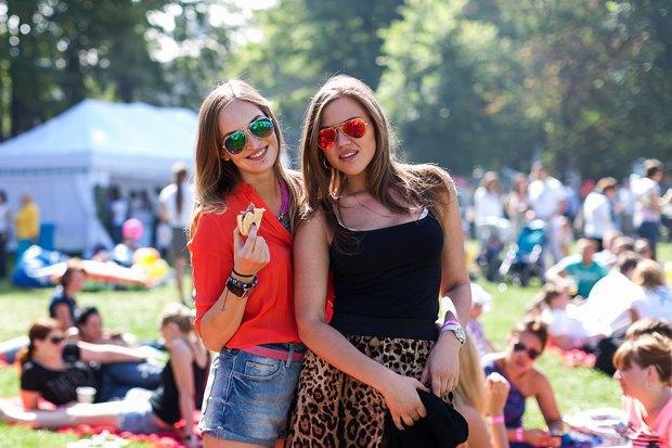 Люди в городе: Посетители фестиваля «О да! Еда!». Изображение № 27.