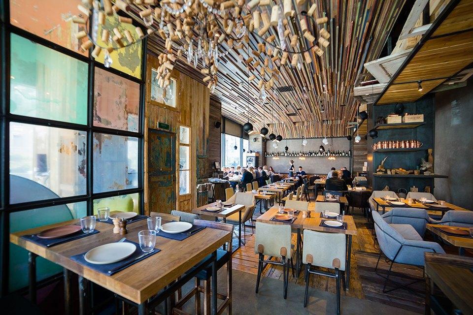Ресторан AQ Kitchen. Изображение № 7.
