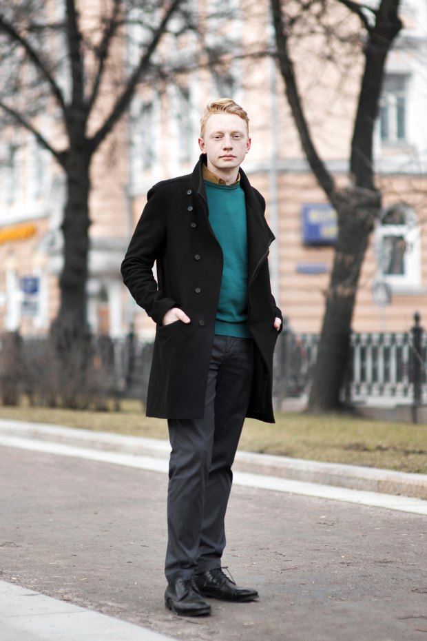 Андрей Адамович, архитектор бюро А2OM . Изображение № 1.