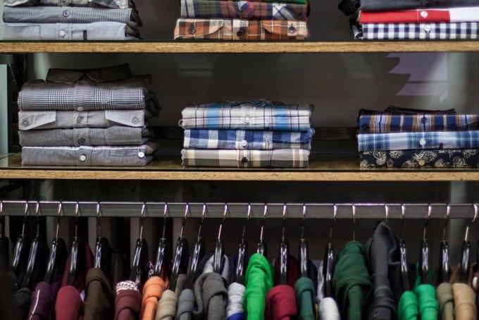 Владельцы «Юности» открывают магазин одежды вТРК «Гранд Каньон» . Изображение № 1.