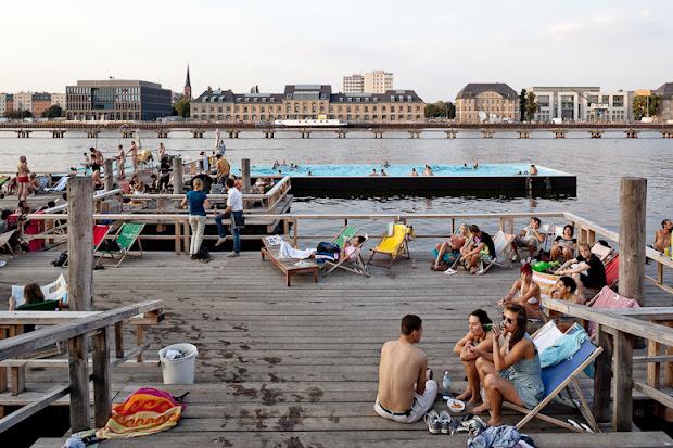 Иностранный опыт: 6 городских пляжей. Изображение № 5.