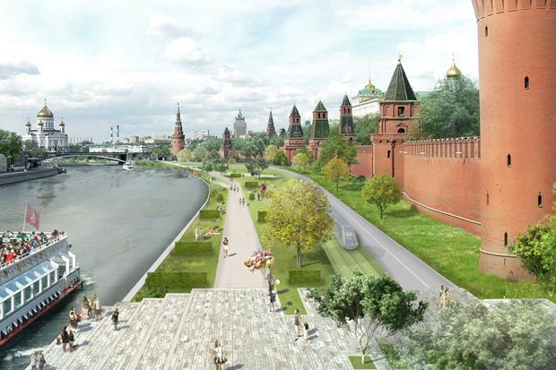 Кремль «после». Изображение № 7.